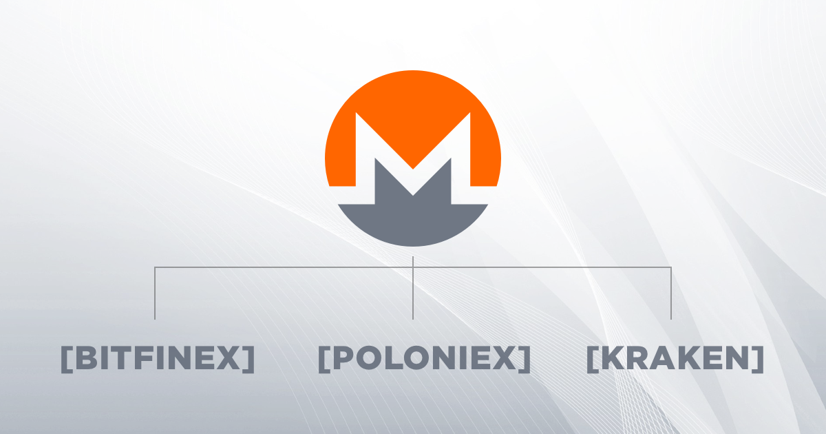 Monero top exchanges