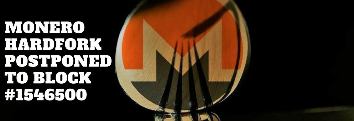 Moner's fork postponed to the 6th of April