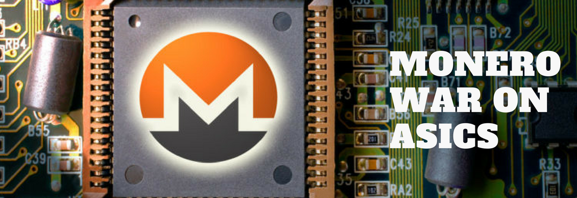 Monero VS ASIC manufactureres