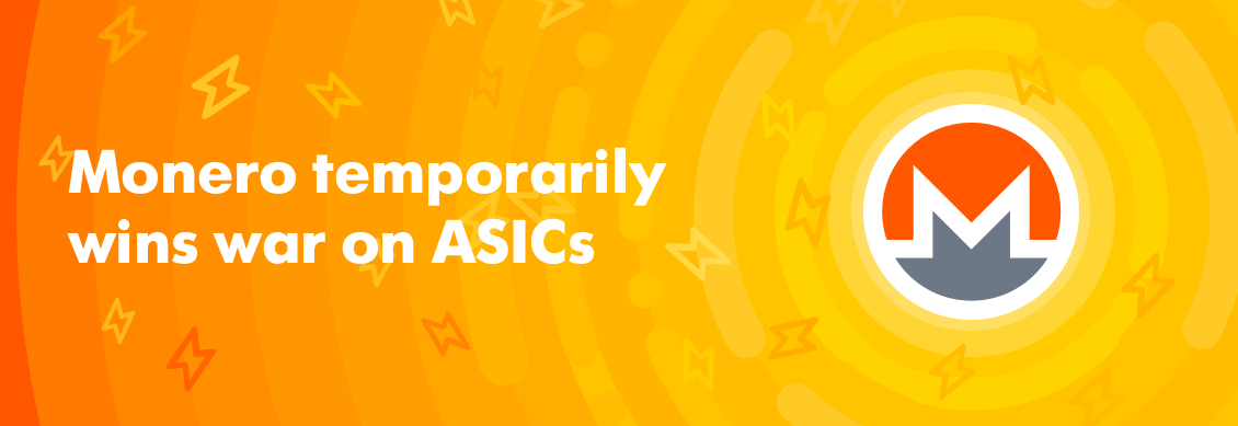 ASICs flash sale after XMR hard fork