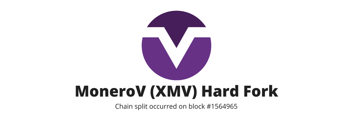 MoneroV XMV Fork