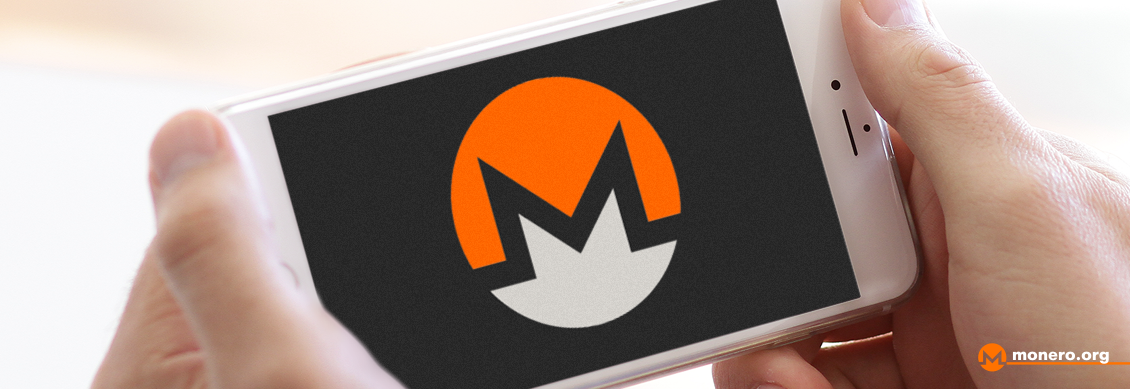 Monero wallet on your smartphone